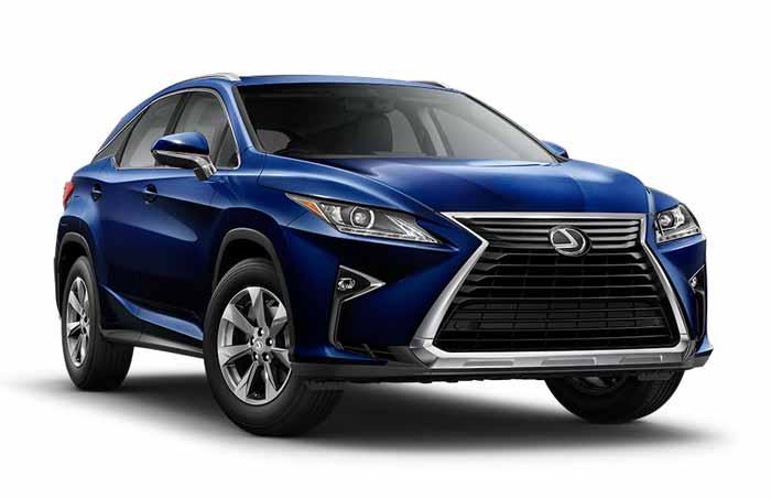 Lexus lease deals chicago